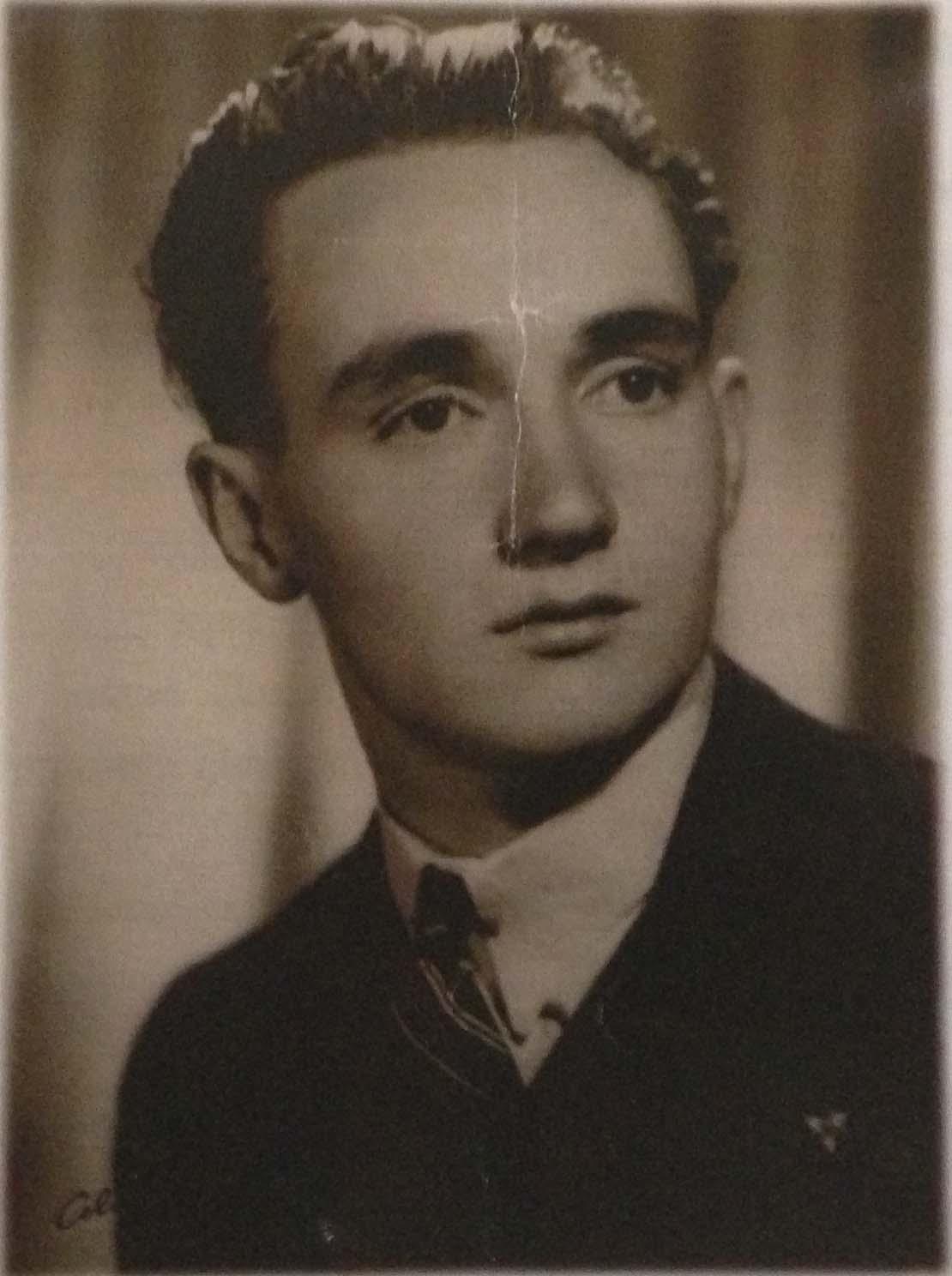 1. Ralph Andrew Blackstock