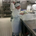 Jayde at TAFE